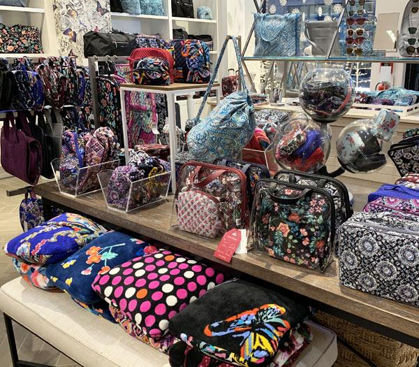 Vera Bradley at Disney Springs Beach Bags and Towels | Mouse Memos Disney Blog