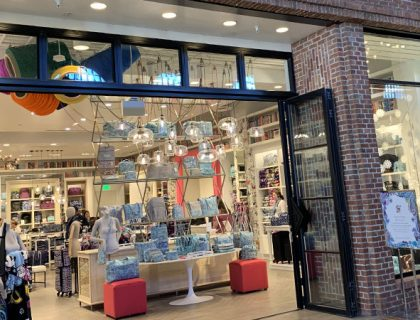 Shopping Spotlight: Vera Bradley at Disney Springs | Mouse Memos Disney Blog