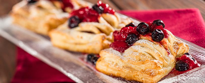 Warm Cheese Strudel: 2019 Epcot International Flower and Garden Festival | Mouse Memos Disney Blog